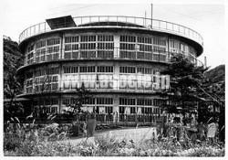 【円形校舎物語6】 昭和30年の円形校舎 解体されてしまったもの